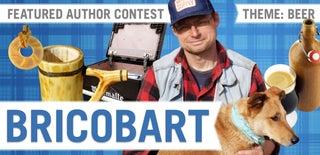 Featured Author Contest: bricobart