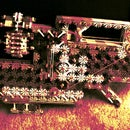 Z3 Knex Gun (3-Barreled Semi-Auto Pump Action Revolver)