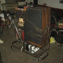 How to make a shopping-cart sound-system for street parties