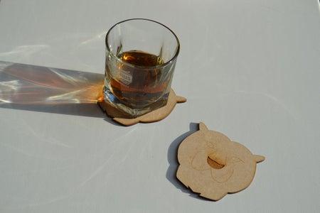 Workshop Coaster (prototyping Tutorial: Lasercutting)