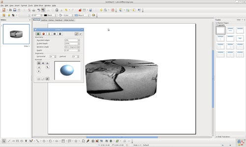 Get the Thrill of 3D in Powerpoint (not Really Powerpoint.)