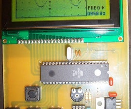 Low speed AVR oscilloscope V2.00 (Is updated on 19 Mar 2011)