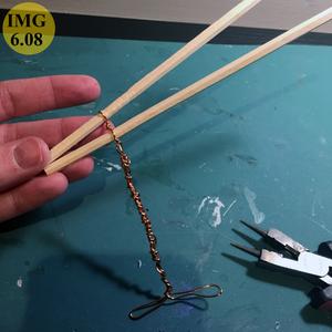 Floating Chopsticks