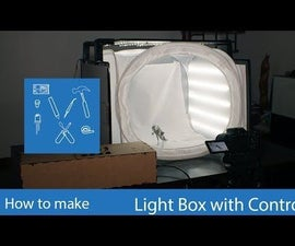 Lightbox With Controller and Storage