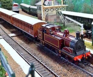 Model Rail Coach Project (Metropolitan Railway, Chesham Set)