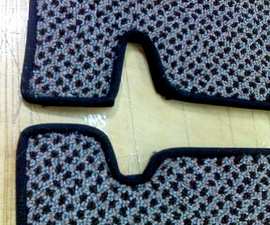Easy Way to Customize Floor Mats for Your Car or Truck