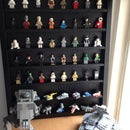 Lego Mini Figures Display