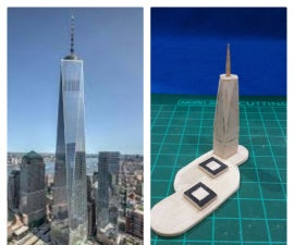 1 WTC (1:10,000)