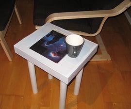 Super Simple Cardboard Table