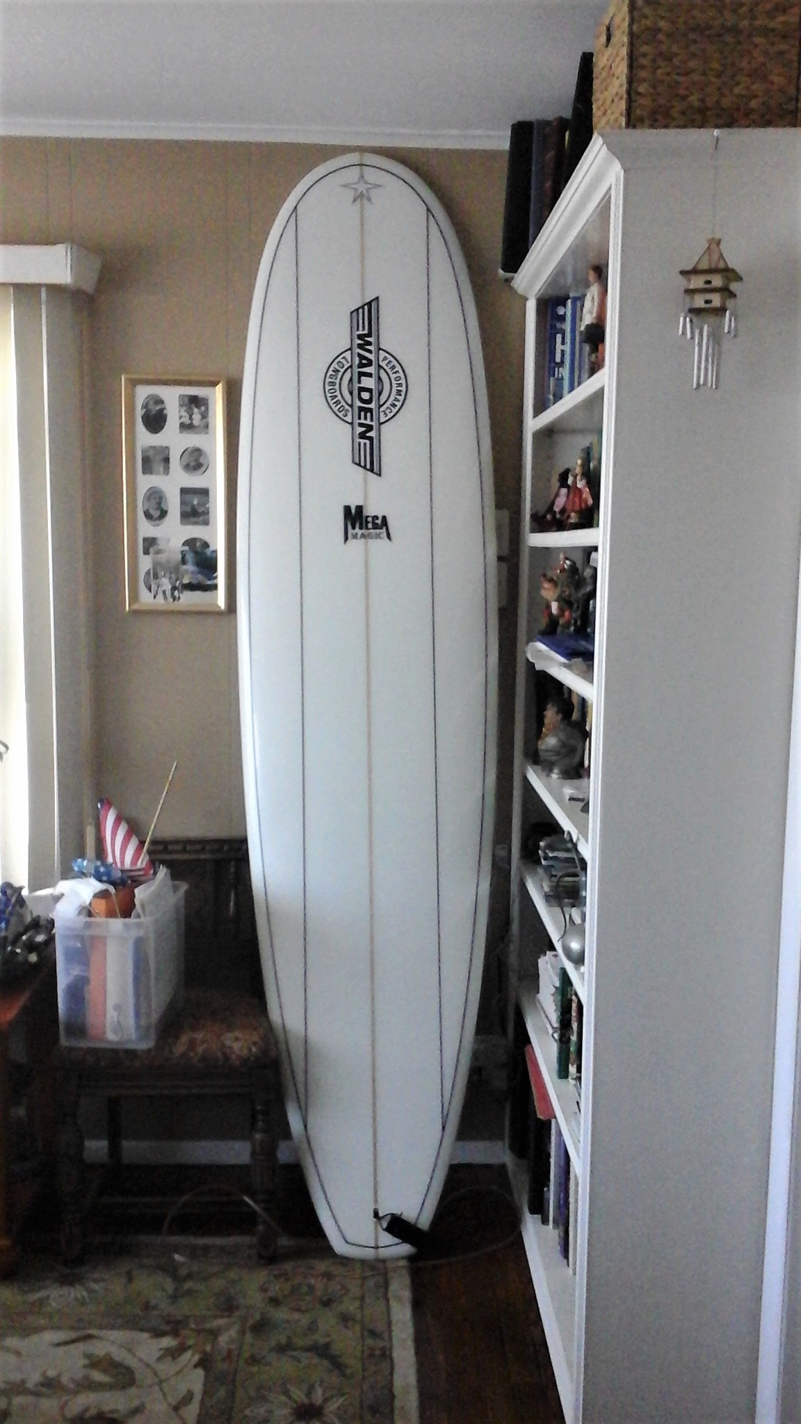 Picture of How to Paint a Surfboard