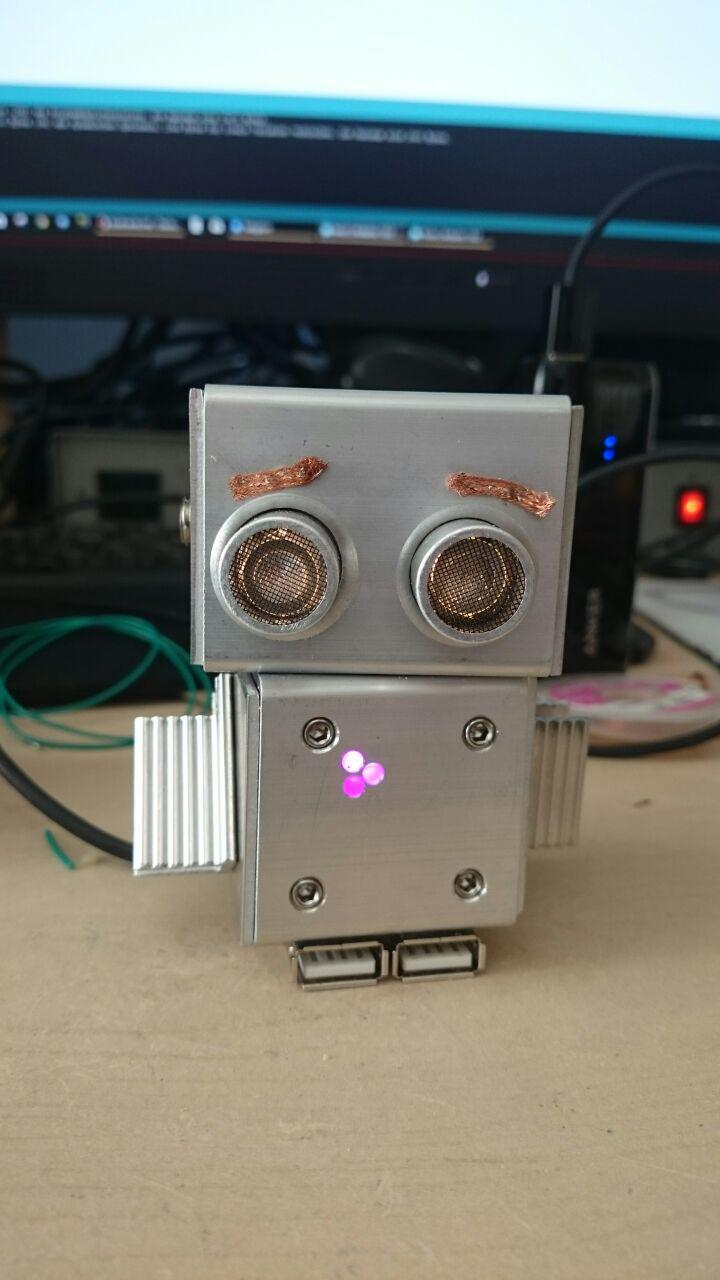 Picture of Cutest Heartbeat Robot