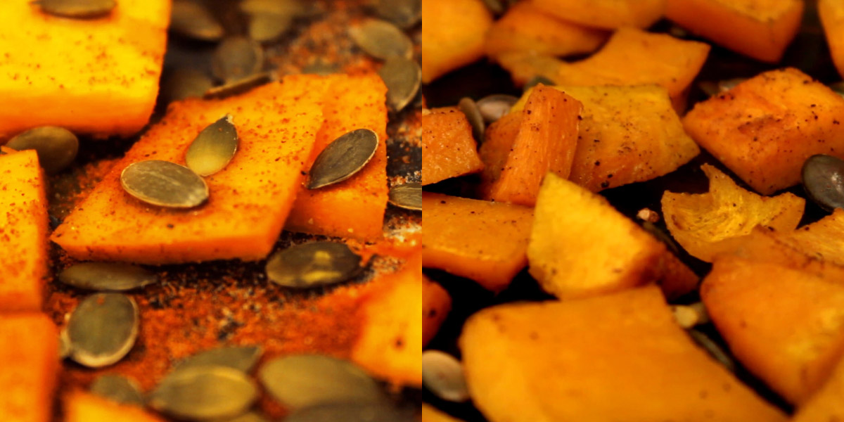Picture of ROASTED PUMPKIN