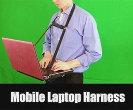 Mobile Laptop Harness