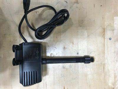 Assembling Pump