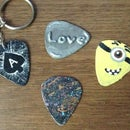 Personalized Guitar Picks