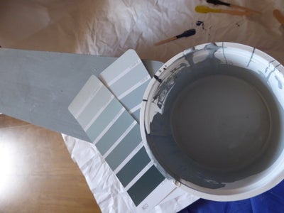 Painting the Basecoat