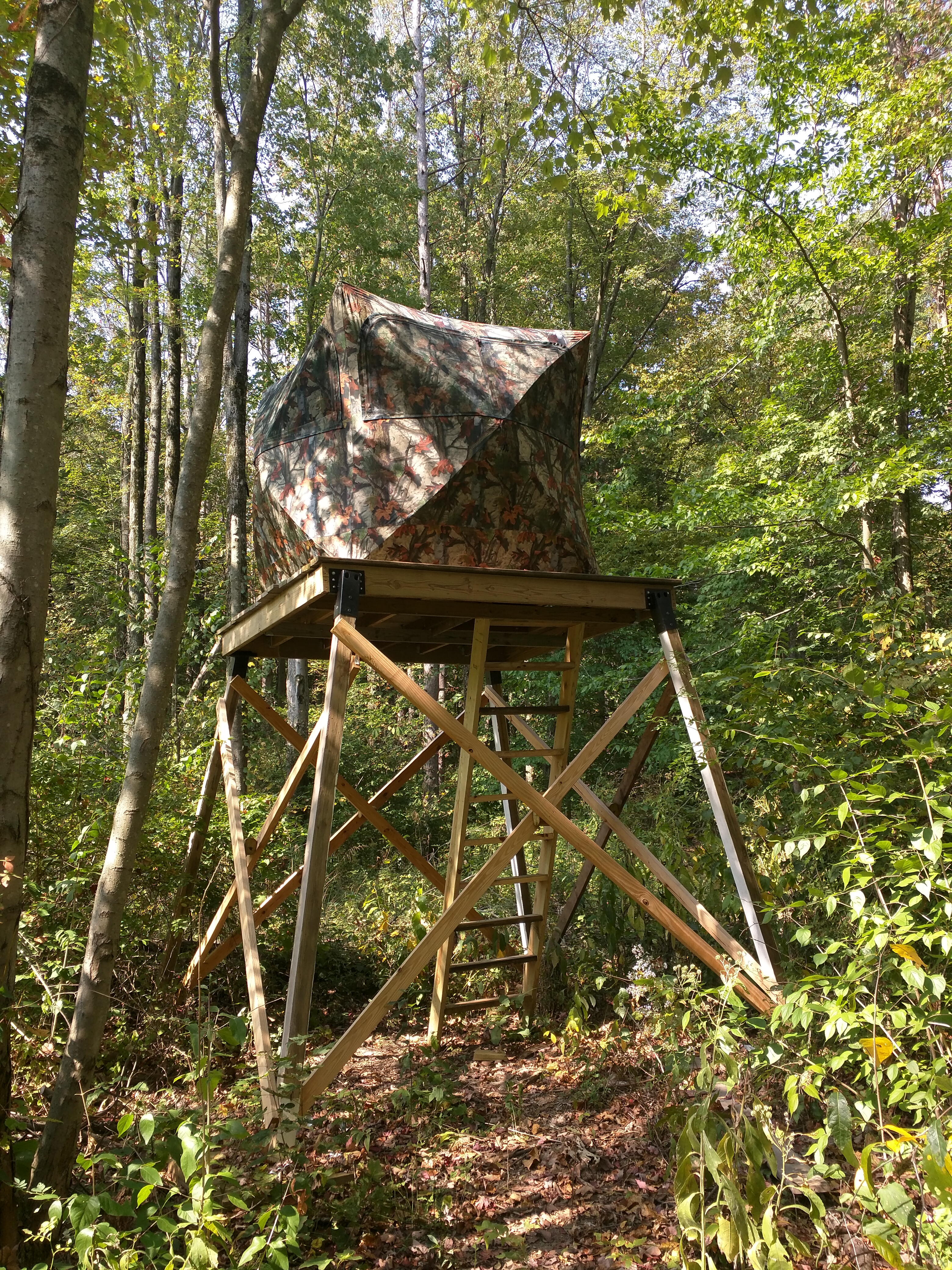 Picture of Ultimate Hunting Stand