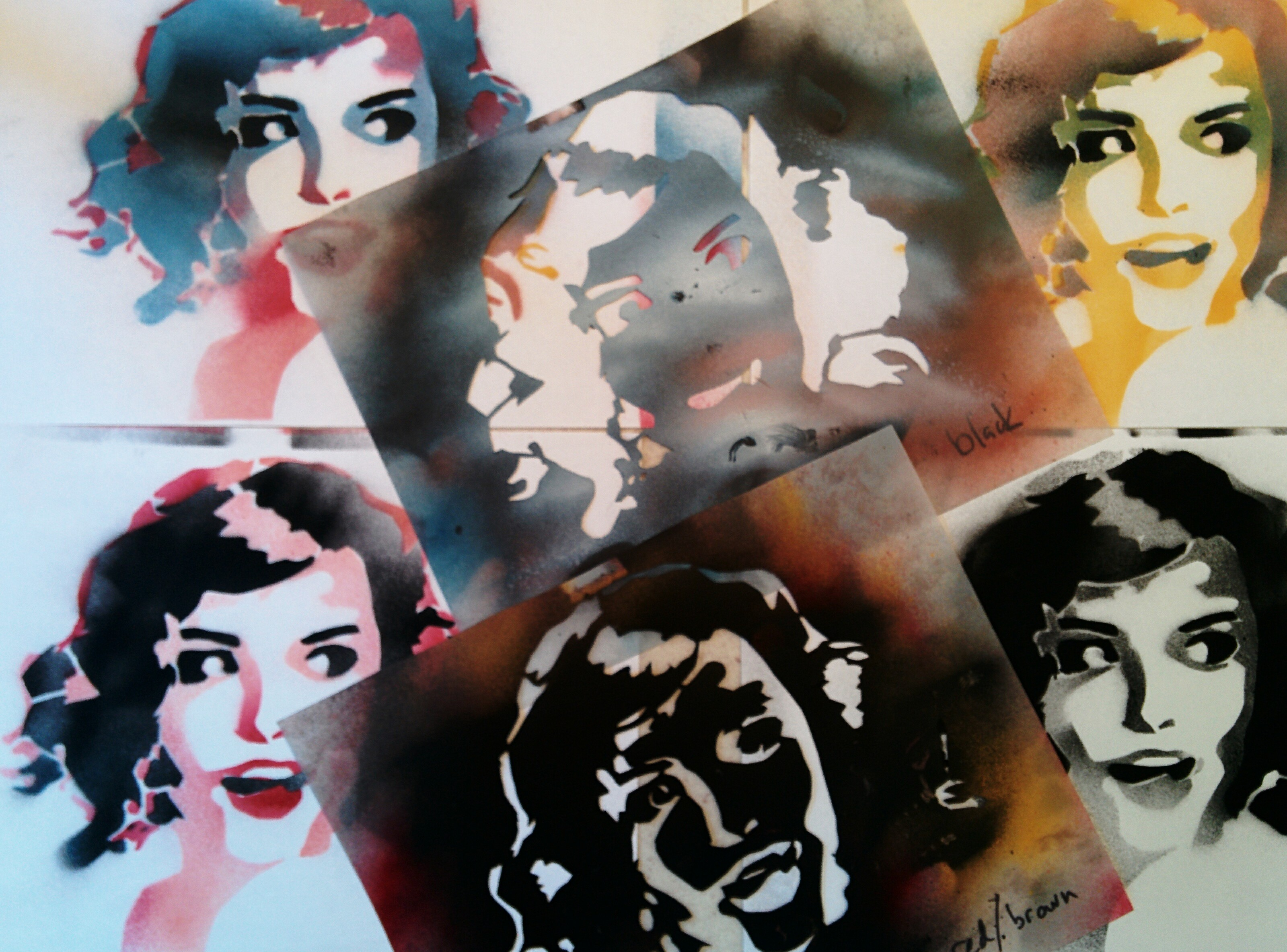 Picture of Make a Bridged Stencil From Any Image