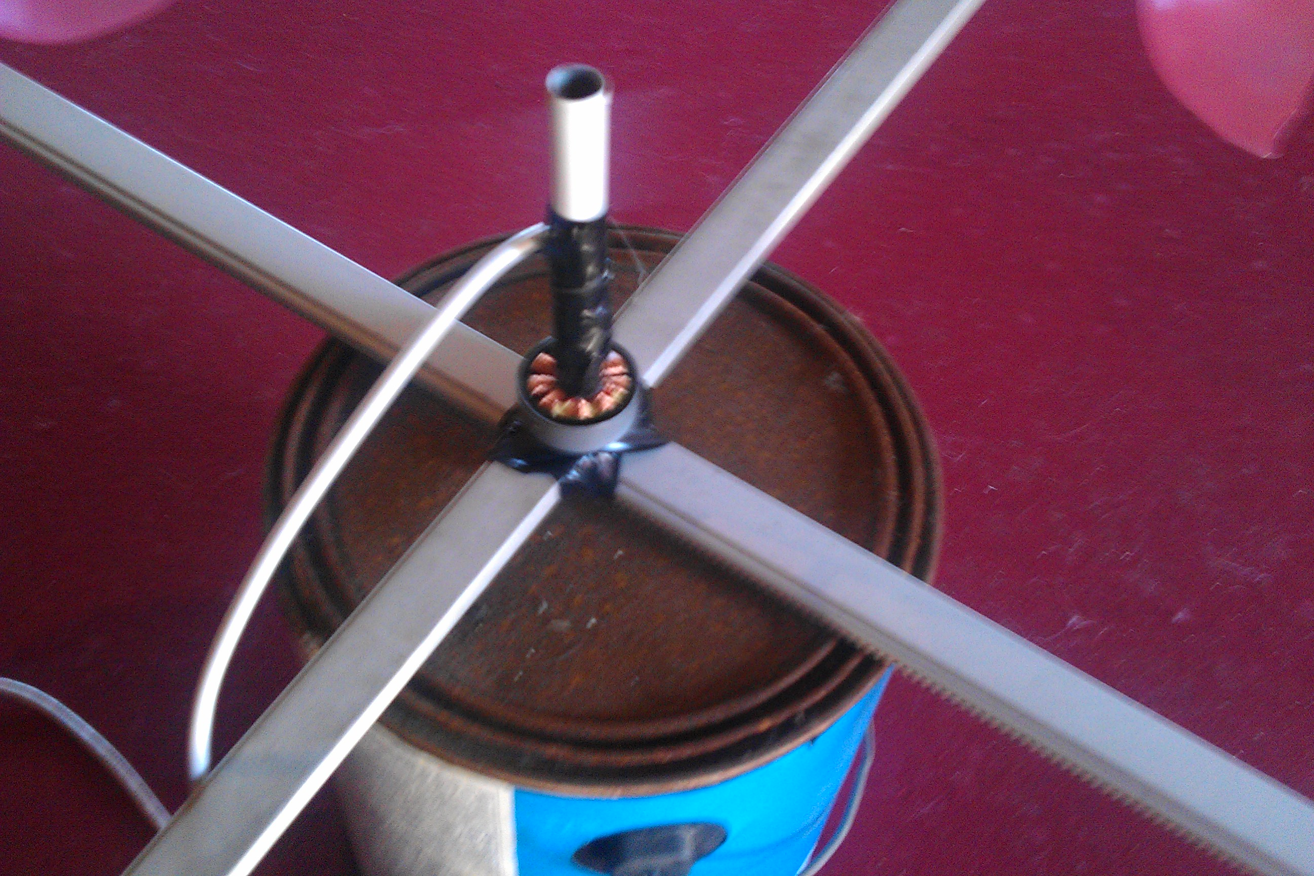 Picture of Adding the Stepper Motor (generator)