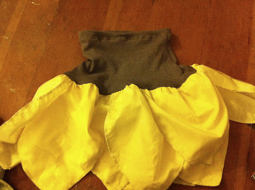 Picture of Sunflower Skirt
