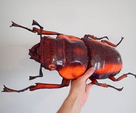 Build an Accurate Animal Paper Model