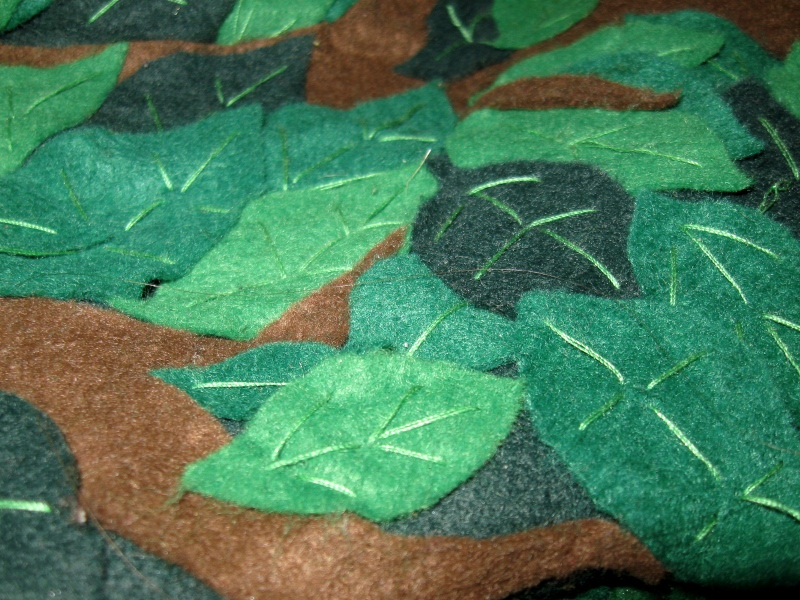 Picture of Felt Leaves Next Step