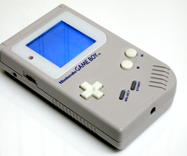 Restore and Modify an Original DMG Gameboy