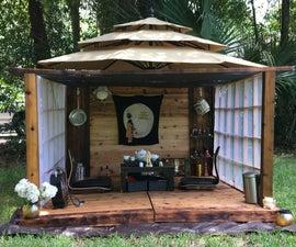 Tiny Traveling Tea House (II)