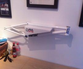 Bmx/cycle Shelf