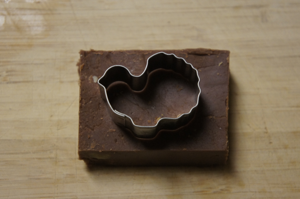 Picture of Punch Out the Chocolate Shapes