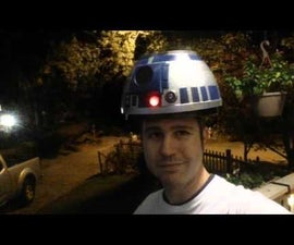 Animated Star Wars Hat Episode 2: Attack of the Domes (R2D2 Hat!)