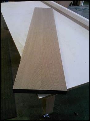 Picture of Glue Boards Together