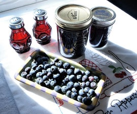 Pickled Blueberry Recipe for Foodies