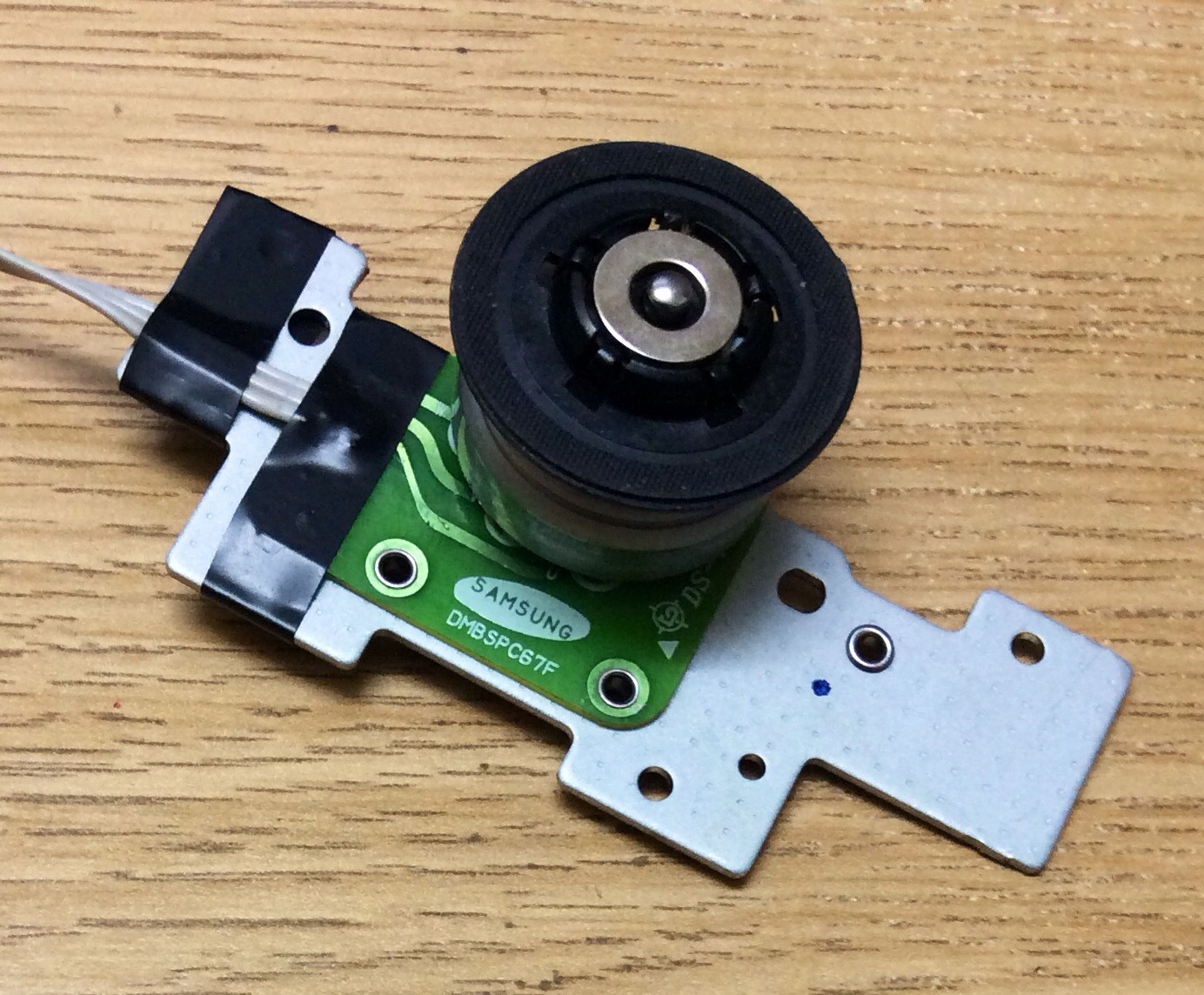 Picture of Run a CDROM Brushless Motor With Arduino