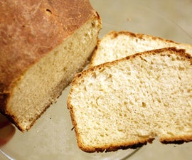 Banana Sourdough Bread