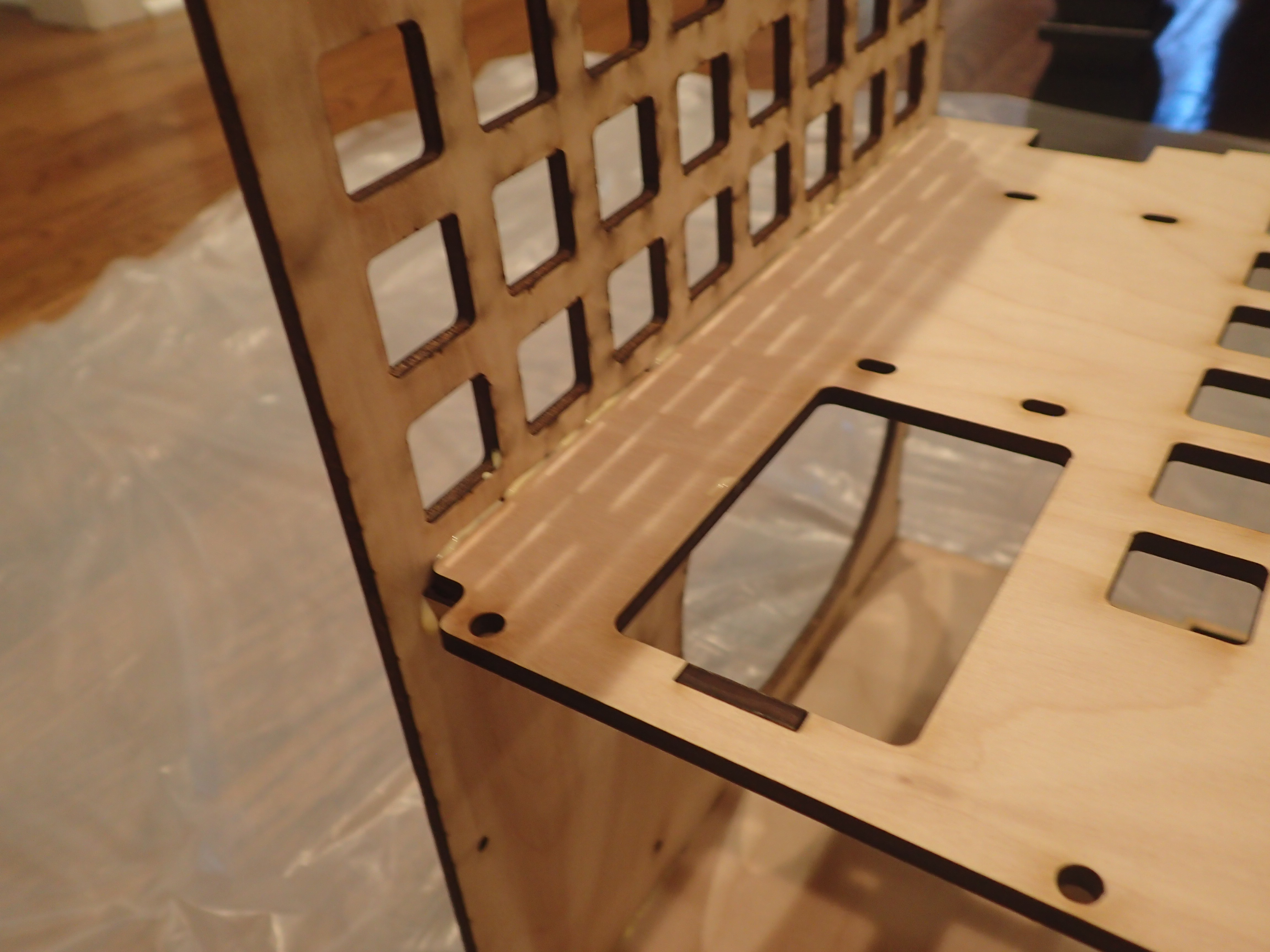 Picture of Install the Shelf Panel
