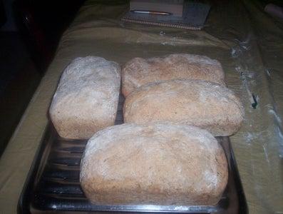 Old Fashioned Rye Bread