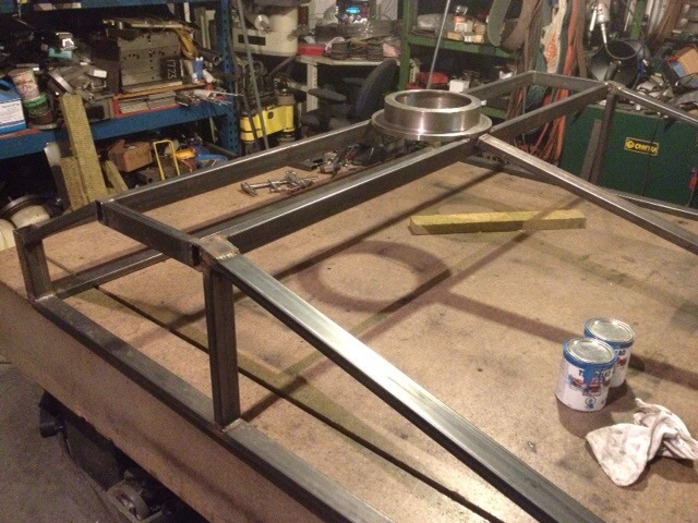 Picture of Welding Frame Top