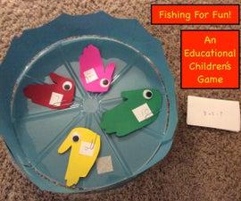 Fishing for Fun   Educational Game