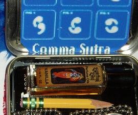 Altoids Tin Pocket Date MoJo Kit