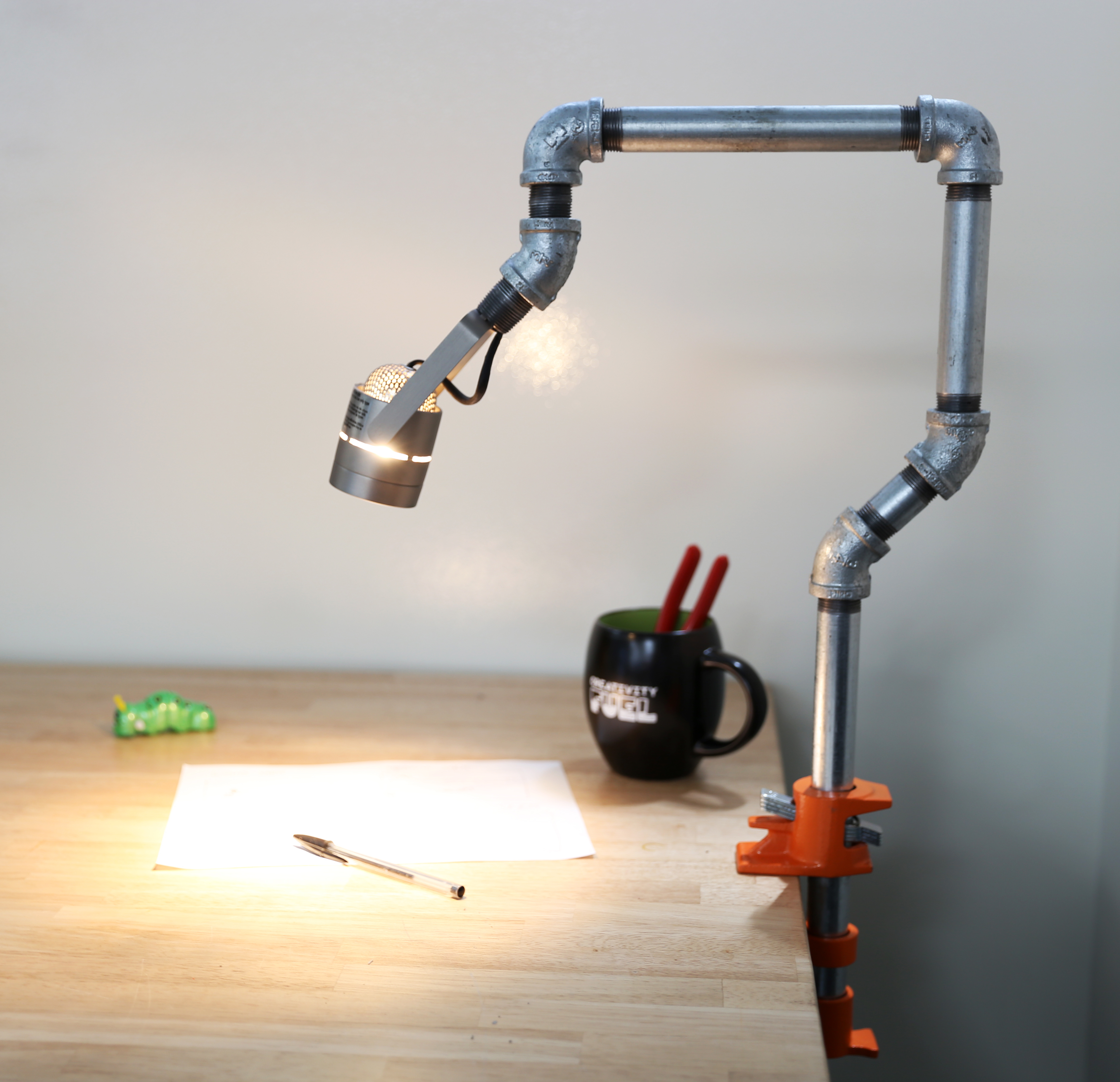 Picture of Desk Clamp Lamp