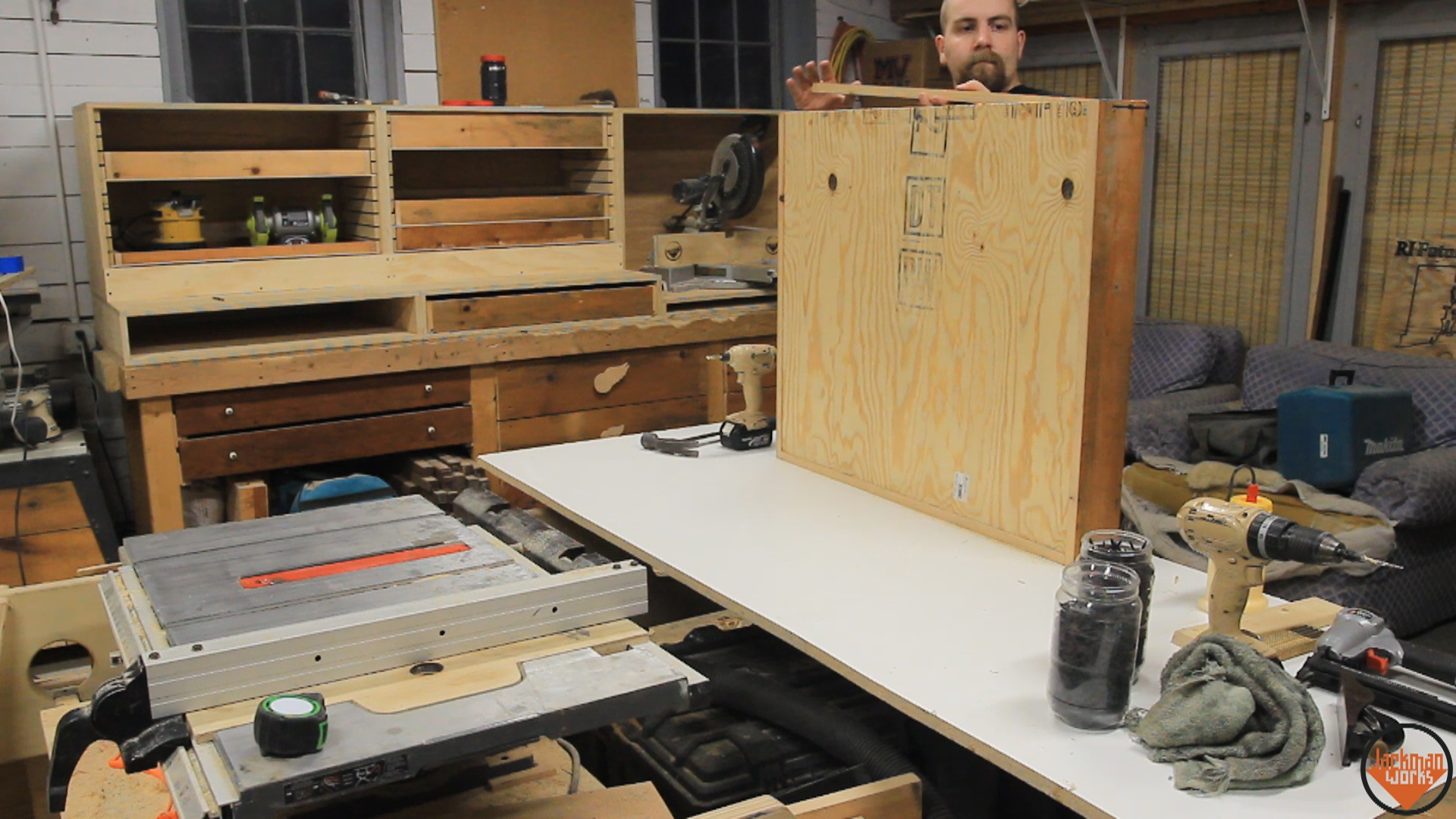 Picture of Building the Large Drawers