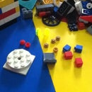 Lego Torturing Chair