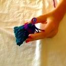 How to Crochet a Drawstring Bag