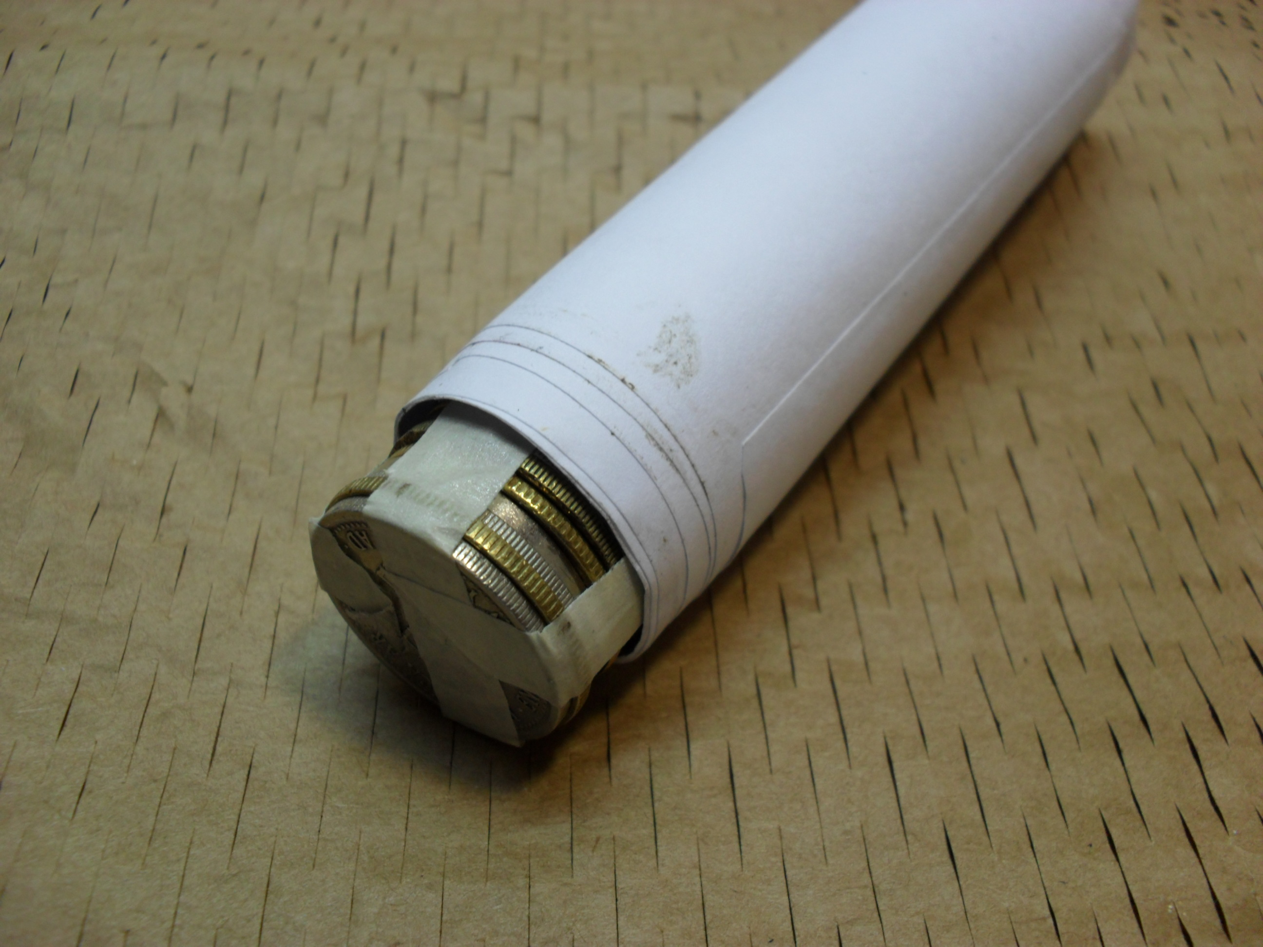 Picture of Coin Tube
