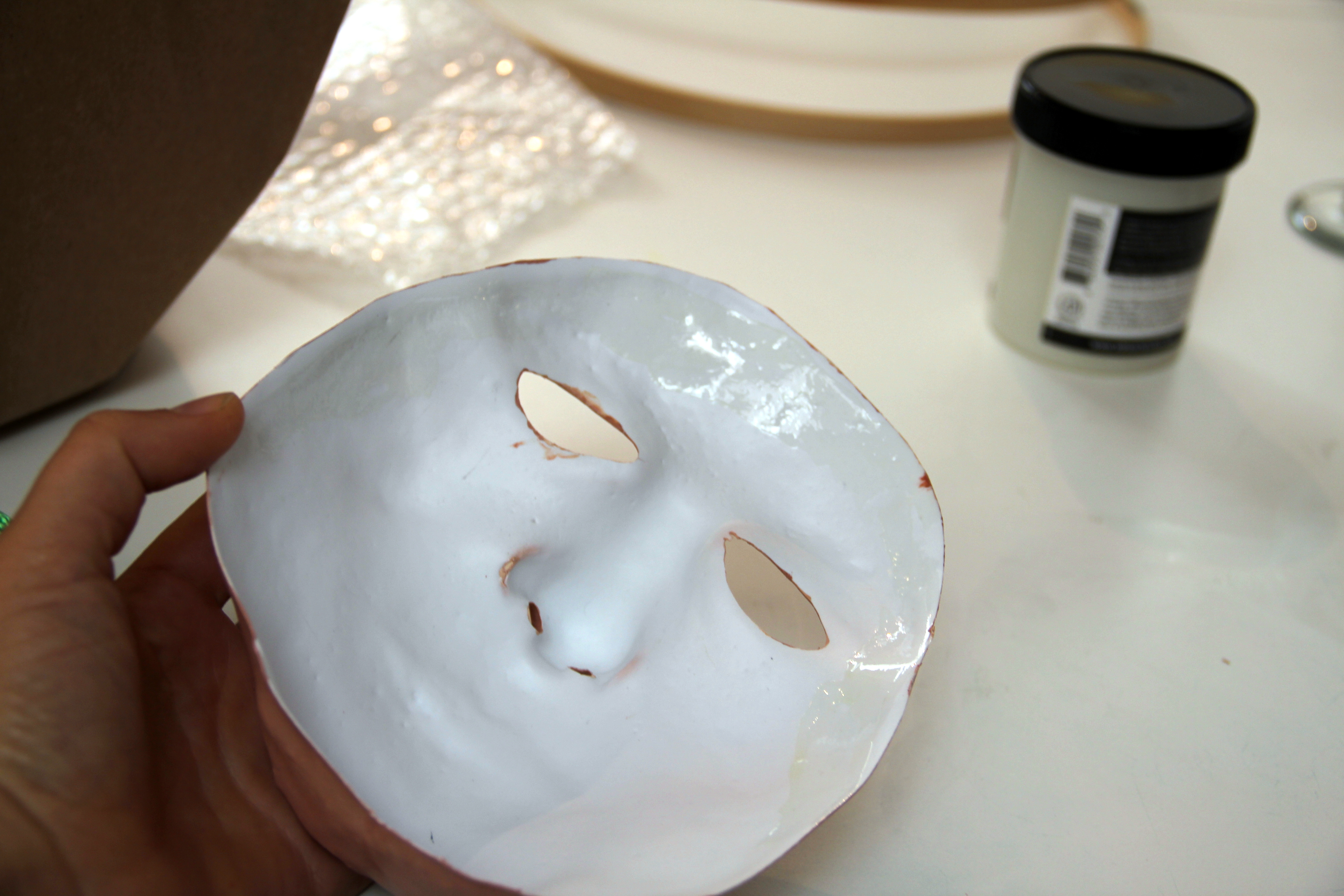 Picture of Wearing the Mask