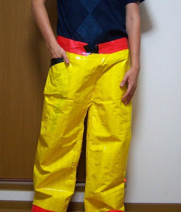 Duct Tape Typhoon Pants
