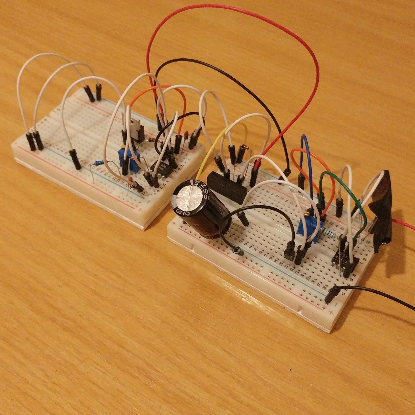 Picture of Build a Test Circuit