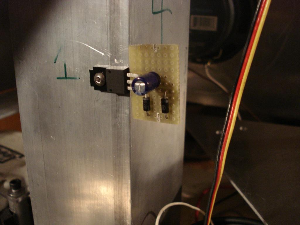 Picture of Camera Voltage Regulator
