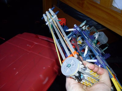 Dual Disc Launcher